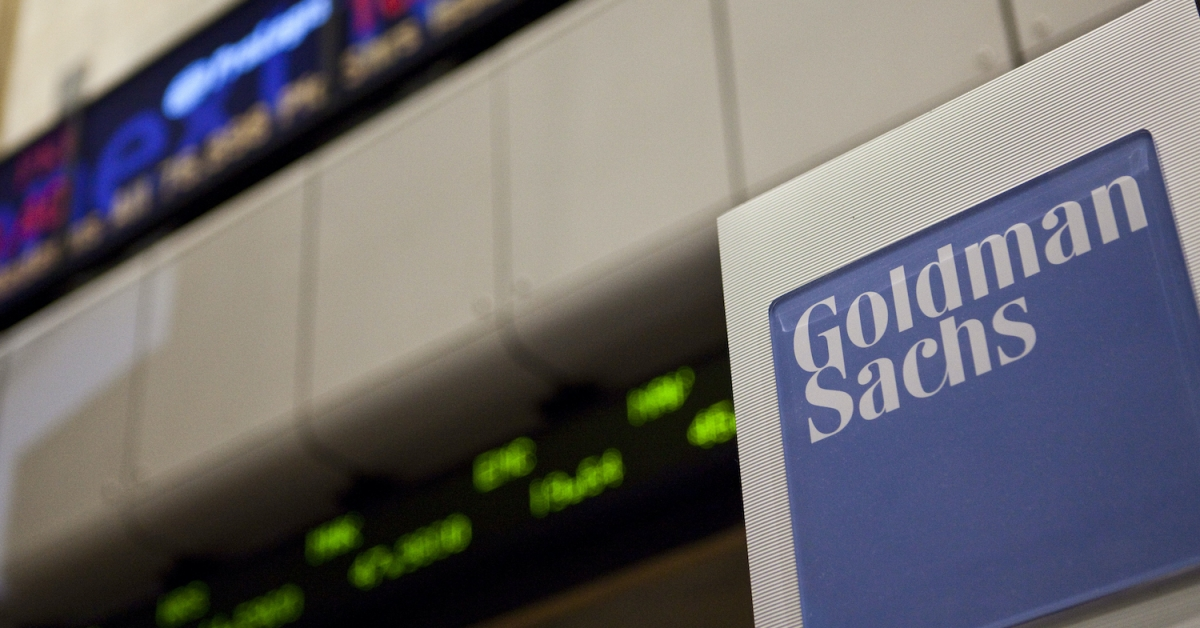 Goldman launches cryptocurrency trading team