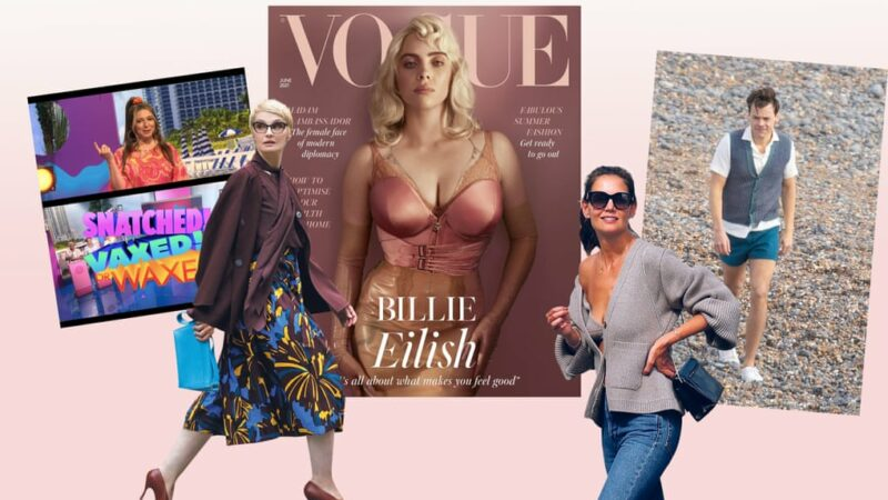 Grunge vs glam: Are we ready to get all dressed up for summer?