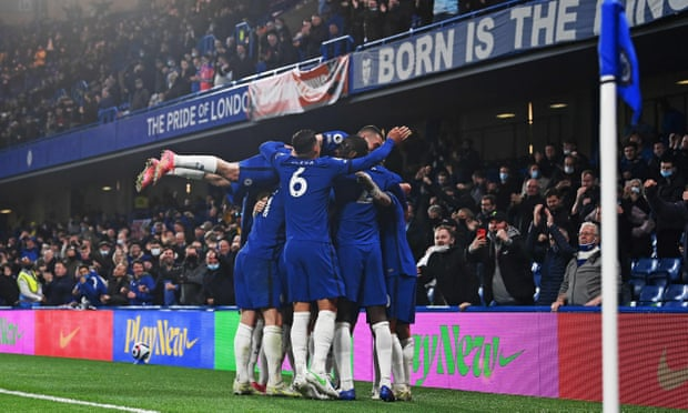 Timo Werner can't shake his personal raincloud but Chelsea still find a way